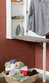 Wall mounted Ironing Board and Storage Center  Retail 173 99
