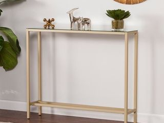 Southern Enterprises Darrin 36 in  Console Table