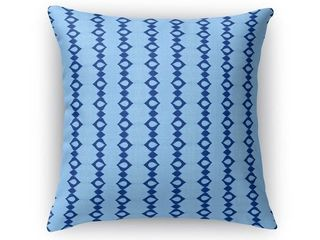 CYANOTYPE BEADS Indoor Outdoor Pillow By Kavka Designs