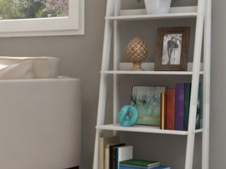 4 Tiered Free Standing Bookshelf by lavi  No Instructions