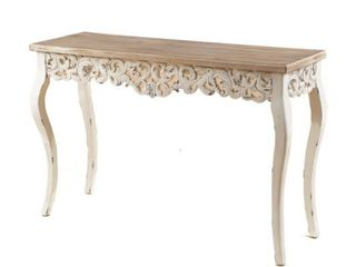 The Curated Nomad Anin Victorian Console and Entry Table  Retail 156 99