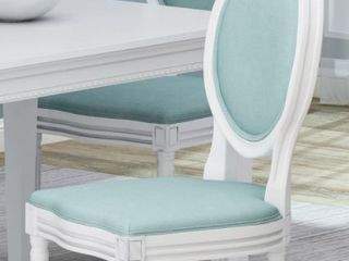 Phinnaeus French Country Dining Chairs  Set of 2