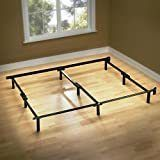 Sleep Revolution Compack Bed Frame with 9 leg Support System
