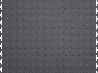 Dark Grey  Mats Inc  Protection Garage Interlocking Floor Tiles  Coin  8 Pack  Retail 100 93