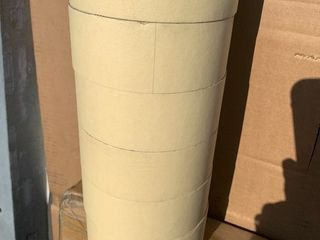 12  2 inch rolls of masking tape