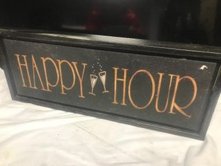 Great for your bar or man cave happy hour