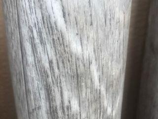 New 6 x 8 roll of vinyl flooring by Mohawk