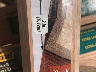 2  72 inch oak carpet trim