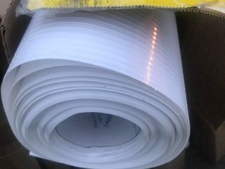 large roll of 30 x 50 shelf liner plastic