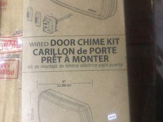 New doorbell kit