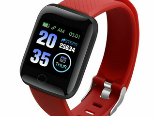 Smart Watch Fitness Tracker for iOS and Android