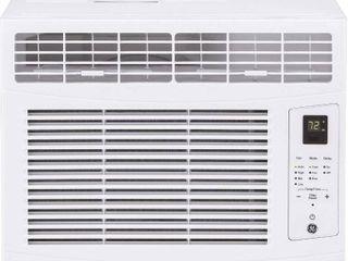 Brand Ge 250 sq Ft Window Air Conditioner  115 volt  6000 btu    White