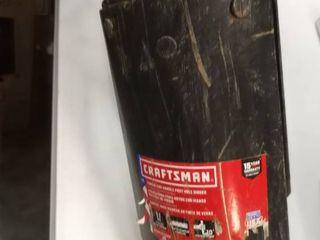 Craftsman post hole digger with fiberglass handles