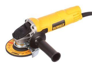 DEWAlT 4 1 2 in 7 Amp Sliding Switch Corded Angle Grinder