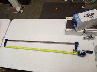 36 inch Irwin bar clamp