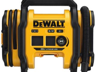 DeWalt Cordless Portable Air Pump 150 psi 20 volt Oil Free