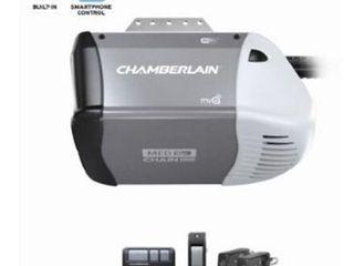 Chamberlain 4499950 0 5 Hp Wi Fi Garage Door Opener