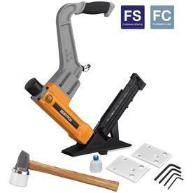 Bostitch btfp12569 2 in 1 Flooring Nailer