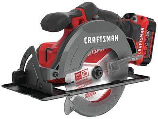Craftsman Cmcs550b 20v Brushless Circular Saw  tool Only   36fl