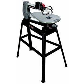 18  Variable Speed Scroll Saw with Stand