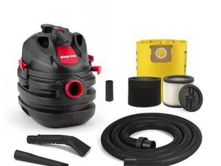 Shop Vac 5 Gallon 6 HP Portable Wet Dry Shop Vacuum
