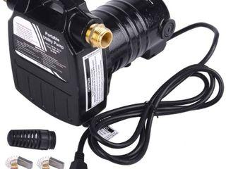 Utilitech 0 5 hpcast Iron Electric Utility Pump
