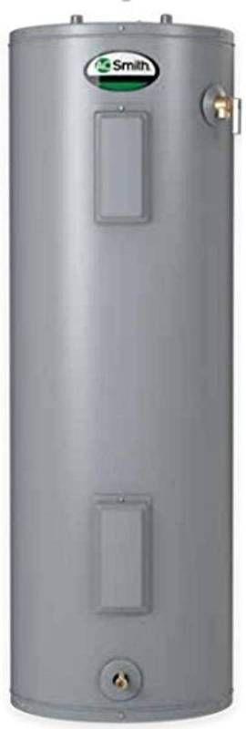 A O  Smith Signature 40 Gallon Short 4500 Watt Double Element Electric Water Heater