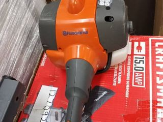 Husqvarna Straight Shaft Trimmer With Attachment Capable Outdoor 128ld 28 cc 2 cycle 17 in