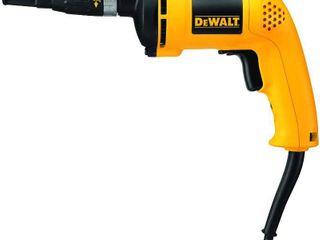 DEWAlT Drywall Screw Gun  6 0 Amp  DW255