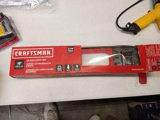 Craftsman lED under cabinet light with USB ports