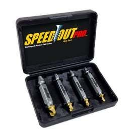 SpeedOut 8 1 8 in Double Ended Screw Extractor