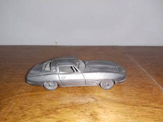 Avon1963 Pewter Corvette
