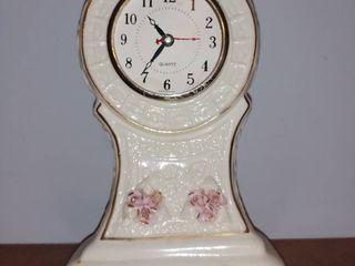 Ceramic Quarts Clock