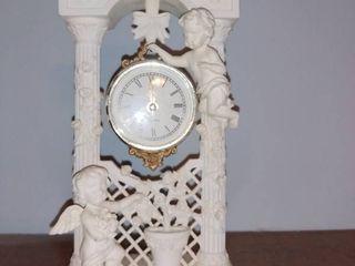 Cute Cherub Clock