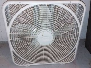 Alaska 3 Speed Fan Works Missing Knob and Handle