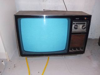 Awesome Vintage RCA TV Powers On