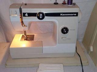 Kenmore Model 385 1154180 Sewing Machine Works