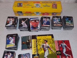 lot of Early 90s Baseball Cards