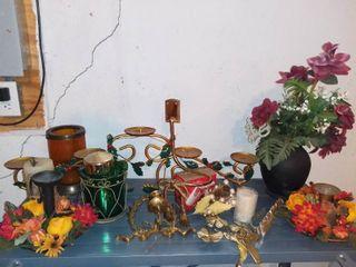 Miscellaneous lot Of Various Seasonal Decorative Items