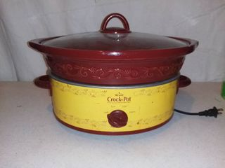 Rival Crock Pot Works