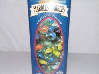 Tin of Marbles