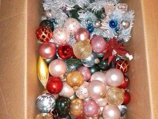 Mega lot of Christmas Ornaments