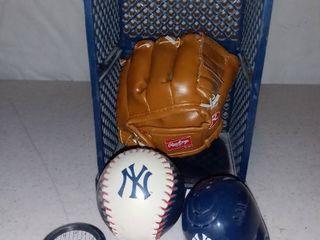 NY Yankees Mini locker Set