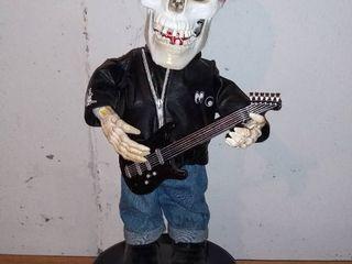 Cool little Electronic Skeleton Rocker Dude