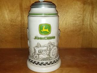 Great John Deere Collectible Stein In Excellent Condition