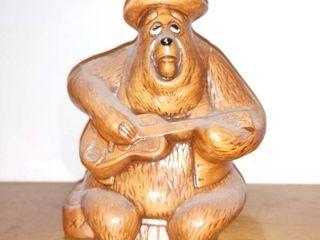 Disney Country Jamboree Big Al Ceramic Piggy Bank