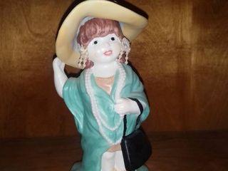 House of lloyd Girl Figurine