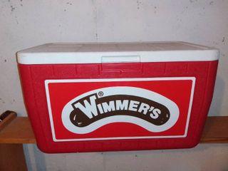 Nice Vintage Coleman Cooler Winners Edition