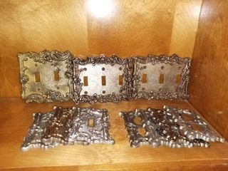 1967 American Tack and Hardware Switch Plate Covers