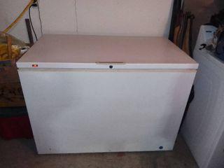 Frigidaire Heavy Duty Commercial Freezer Working